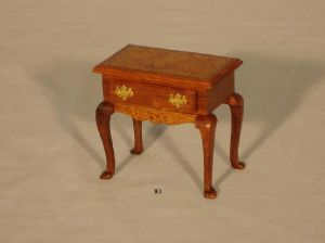93. Small Inlay Table
